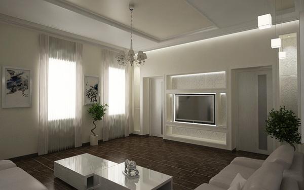 Casa da zu salas modernas e chiques for 30 metrekare salon dekorasyonu