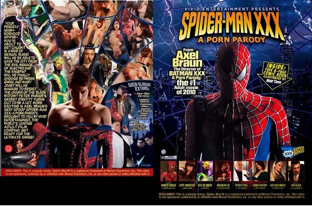Spider man порно пародии