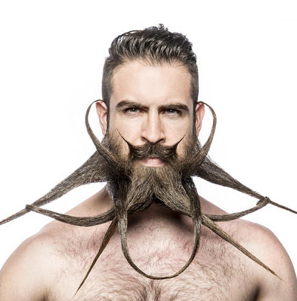 Super Cool Beard