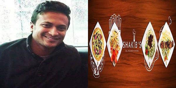 Restaurant of Shakib Al Hasan