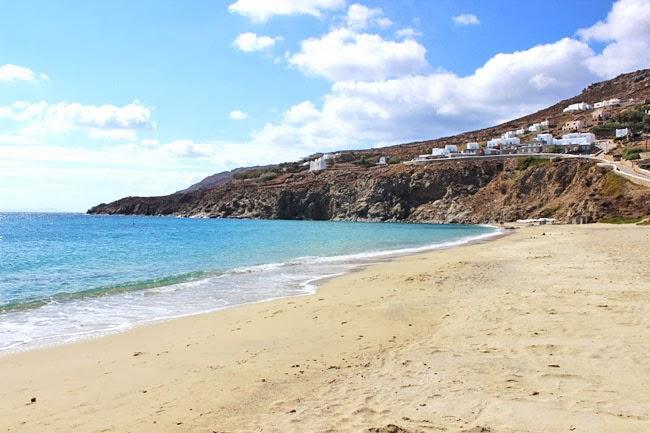 Mykonos beaches: Kalo Livadi, Agios Stefanos, Elia ...