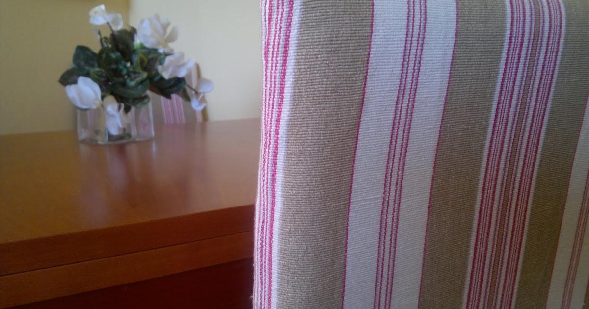 Fundas para las sillas de comedor costura - Como hacer fundas para sillas de comedor ...
