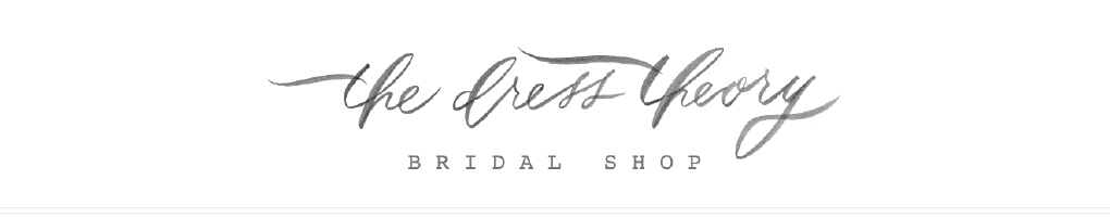 The Dress Theory, Nashville's Bridal Boutique