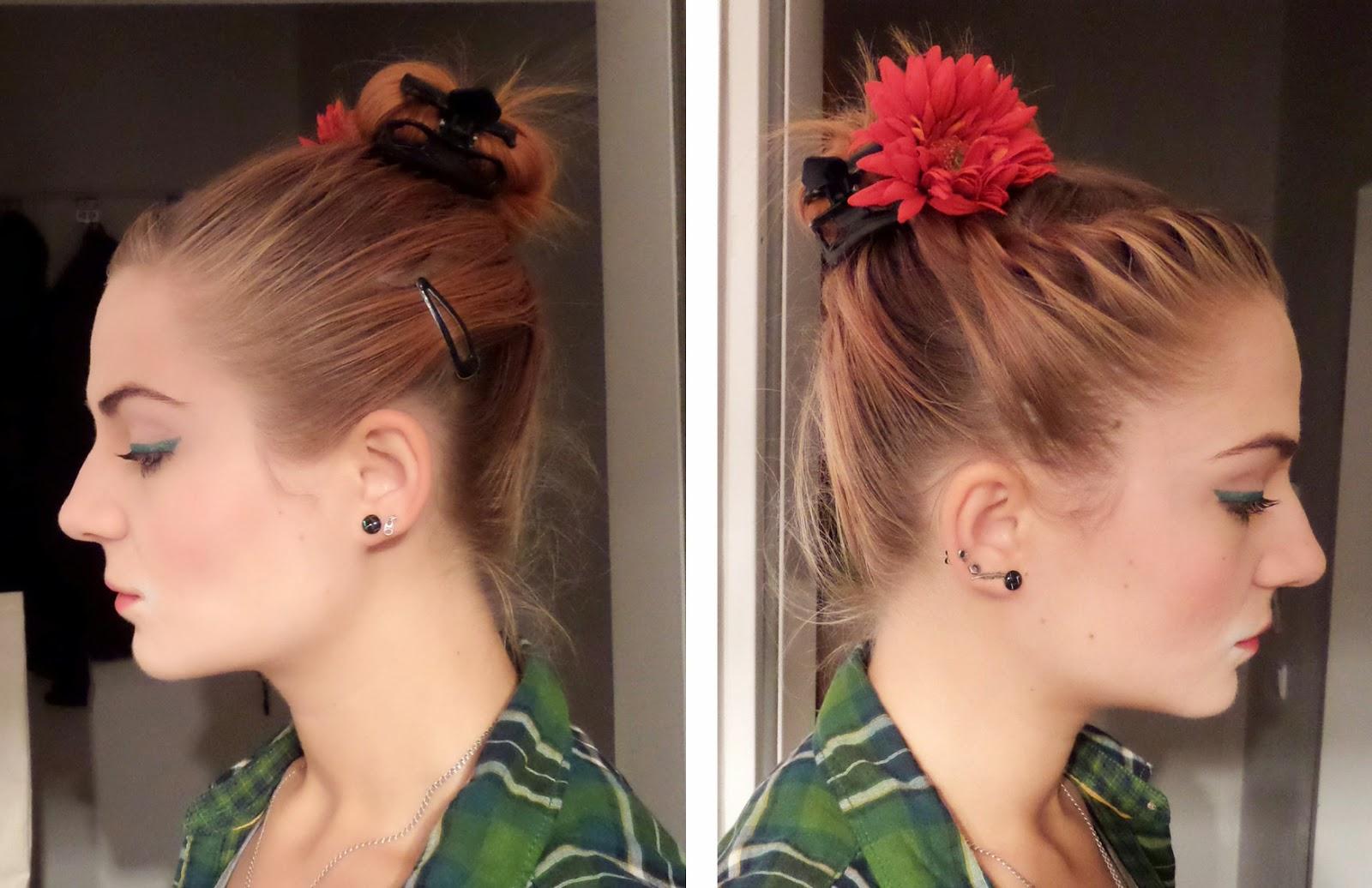 [Mädchenkram] Haare - Sonntagsfrisur #3