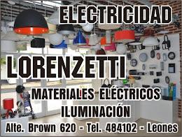 Electricidad Lorenzetti