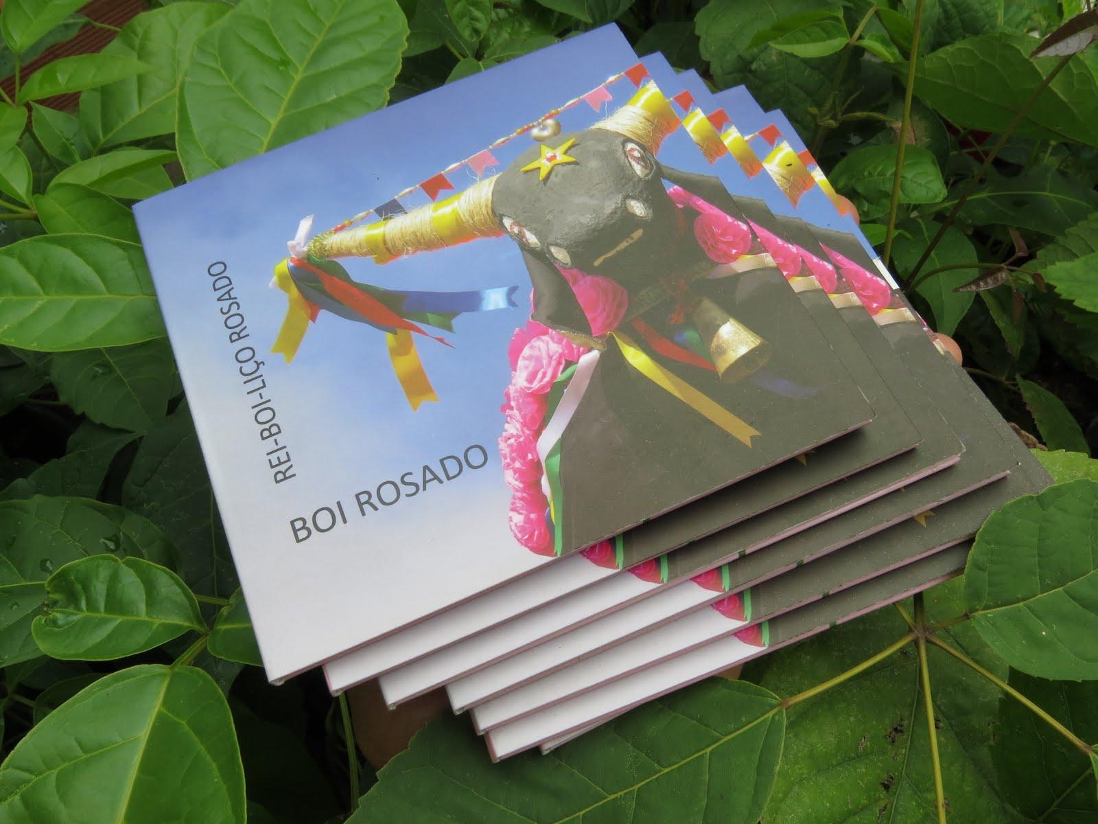REI-BOI-LIÇO-ROSADO / CD MUSICAL