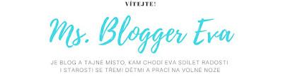 Ms. Blogger Eva