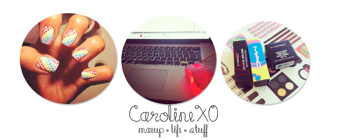 CAROLINEXO - UK Beauty Blog