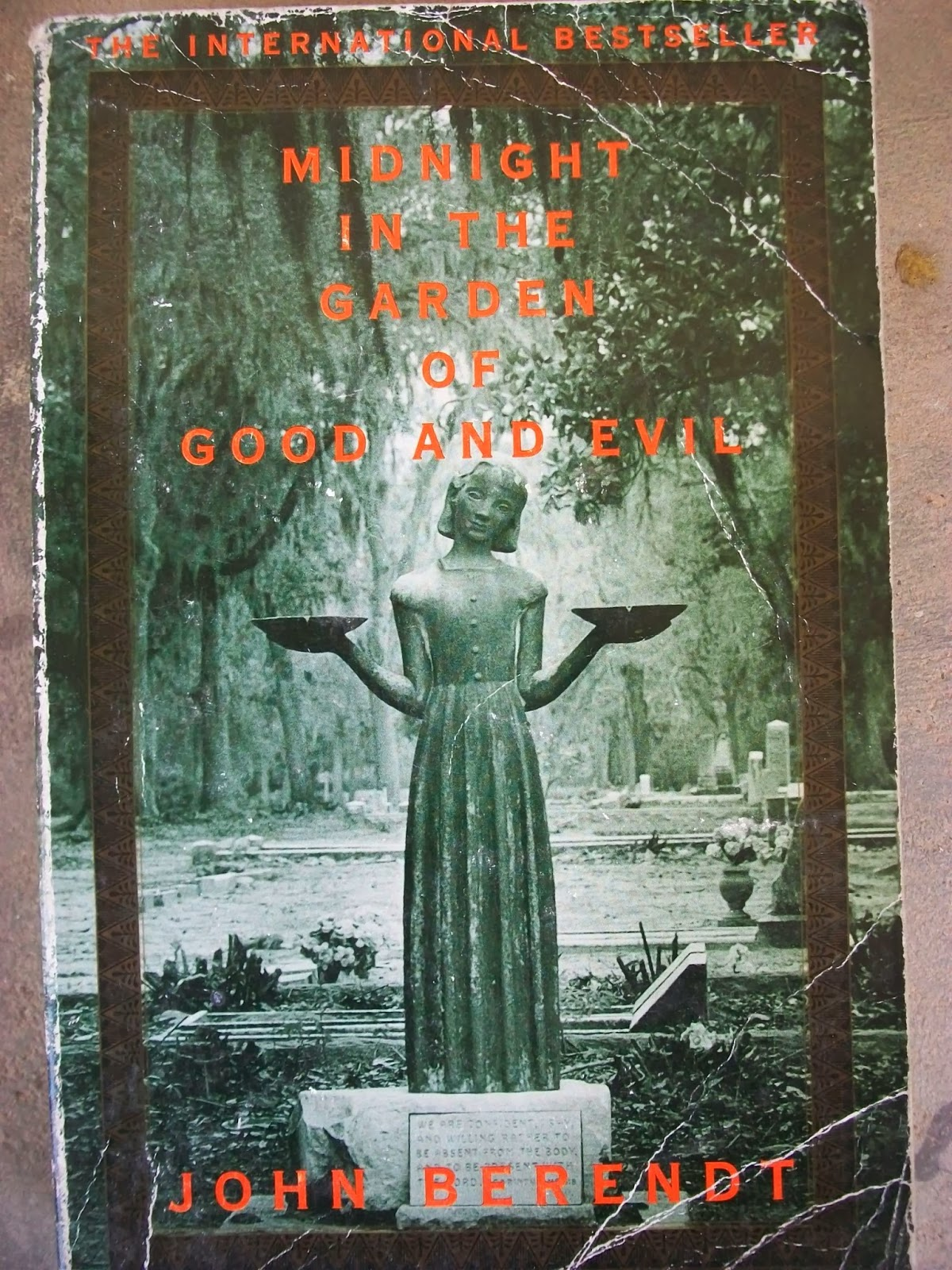 Vinod ekbote november 2013 - Midnight in the garden of good and evil book ...