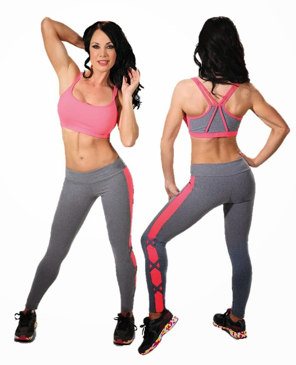 Fitness Clothing And Fashion