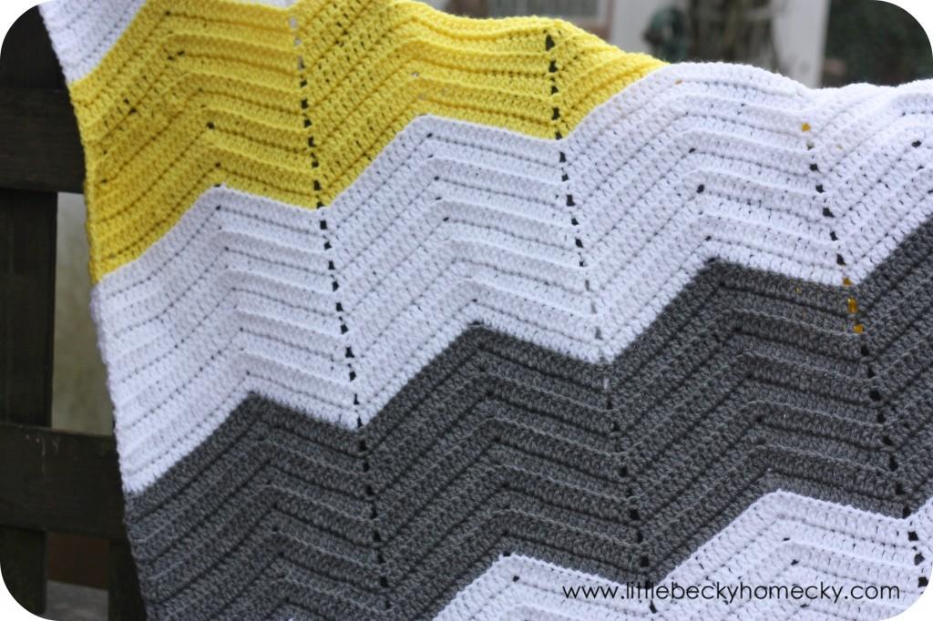 Crochet Afghan Patterns Chevron : Sponsor Spotlight: Little Becky Homecky - Uncommon Designs
