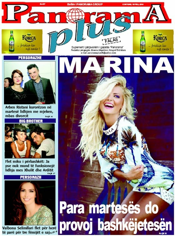 Revista PANORAMA PLUS - 19 Prill 2014