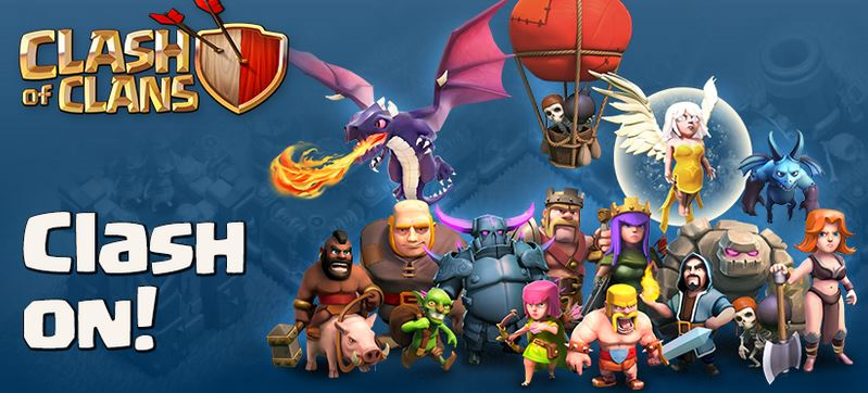 Strategi Menyerang di Game Clash Of Clans(COC)