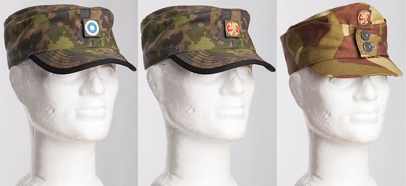 M43 Connoisseur  Current Field hats of Finland 971b27b660d