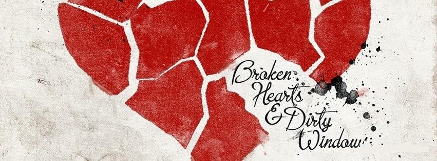 Broken Heart Facebook Timeline Cover Cracked Parts Of