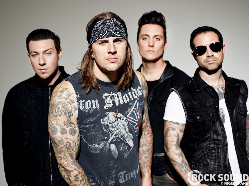 Avenged sevenfold news new photos of avenged sevenfold for rock sound