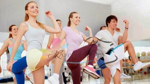 Giậm chân tại chỗ có thể giúp tăng cường chức năng của tim và phổi