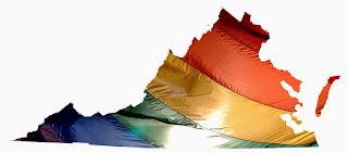 rainbow virginia