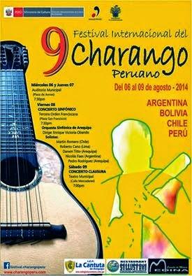 Festival del Charango Arequipa