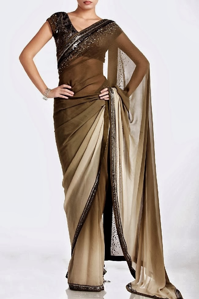 Indian fashion dresses are now moving around the world and capture the