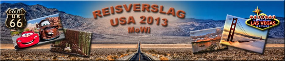 Reisverslag USA 2013