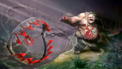 Download Kumpulan Wallpaper Pudge DOTA 2 Paling Keren