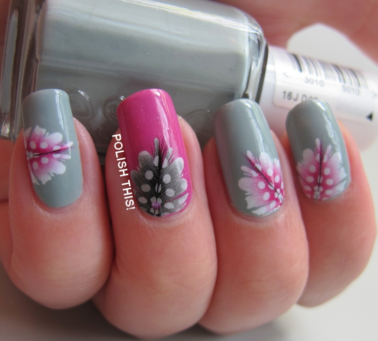 Essie Nail Appliques: Essie Maximillian Strasse Her And Madison Ave-hue With