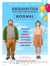 Requisitos para ser una persona normal (2015)