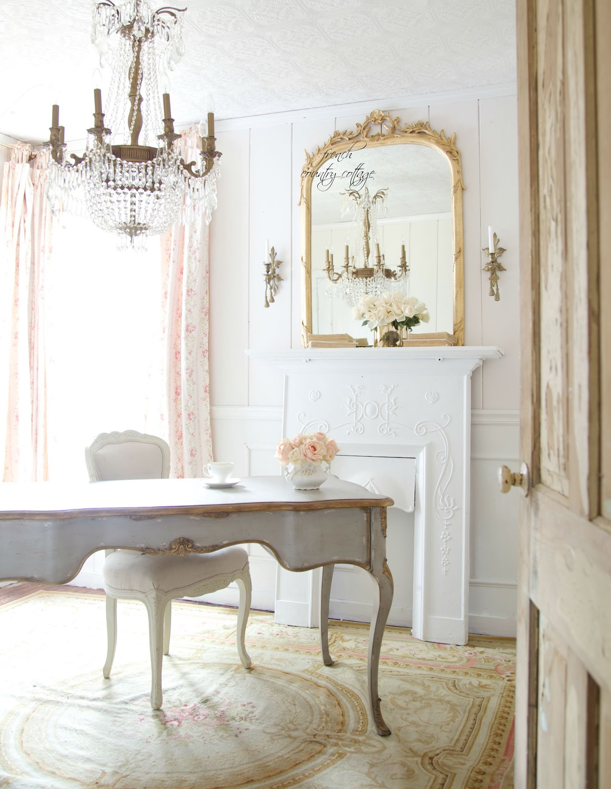 The softer side high point market french country cottage for French country cottages