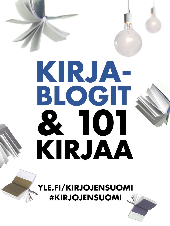 YLE: Kirjablogit ja 101 kirjaa