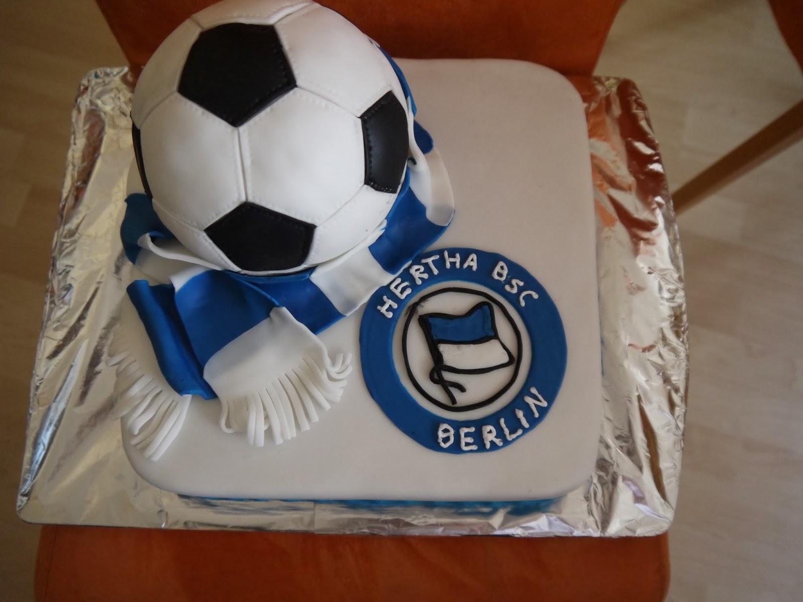 Hertha bsc torte rezept