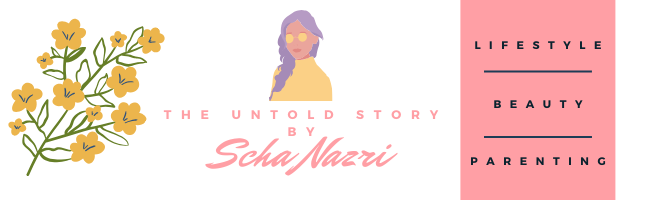 The Untold Story by Scha Nazri