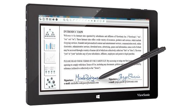 ViewSonic PT1080 Pen Tablet