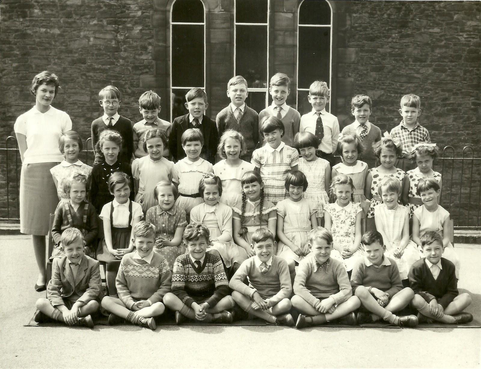 Old class photos uk