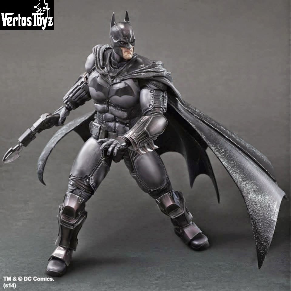 IN STOCK Square Enix Play Arts Batman Arkham Origins