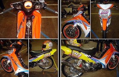 Modifikasi Motor Yamaha F1zr