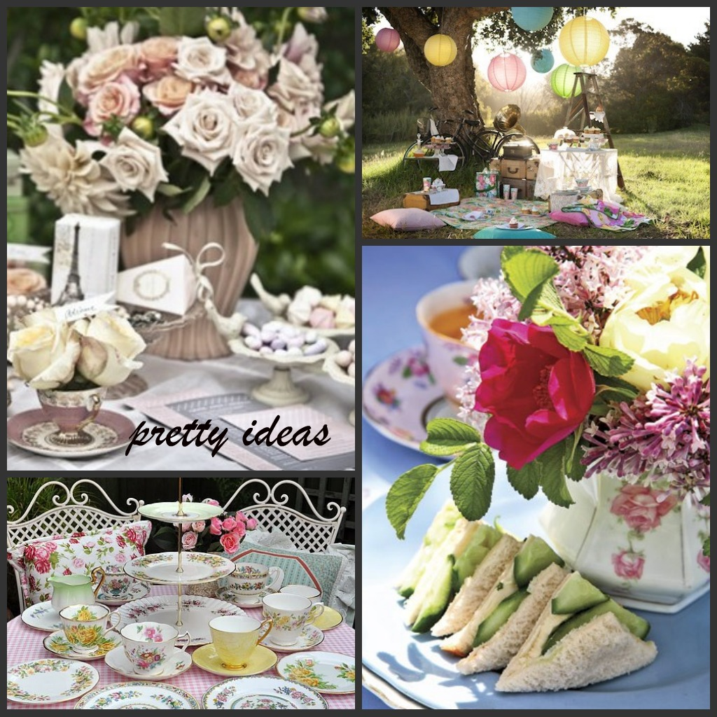 bridal shower tea ideas bridal shower games bridal idea wedding shower ...