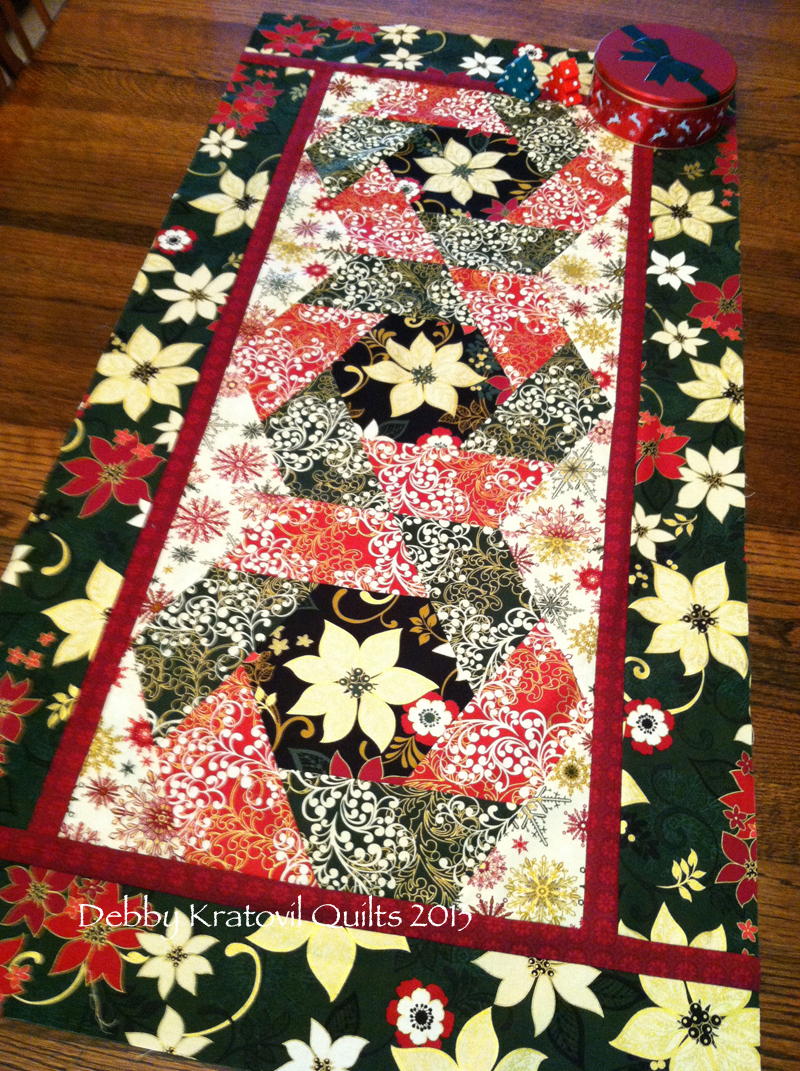 Sew In Love With Fabric Christmas In July Blog Hop Day 2