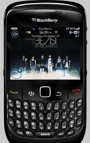 Tema Blackberry Curve 8520
