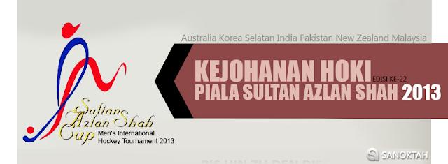 Keputusan Hoki Piala Sultan Azlan Shah 12 Mac 2013 - Malaysia vs Australia