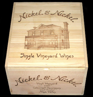 wooden wine boxes wine crates august 2011. Black Bedroom Furniture Sets. Home Design Ideas