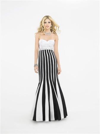 Zebra Striped Homecoming Dresses 57