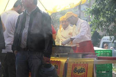 28 Kızıltoprak Showroom daki barbekü partimizden Fotoğraflar.