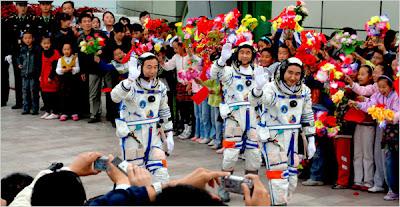 antariksa China