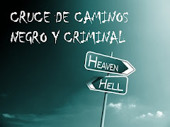 Reto Cruce de caminos, negro y criminal
