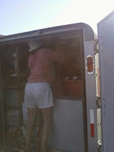 S packing the Uhaul
