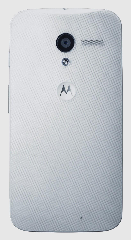 Smartphone Motorola 4G LTE Moto X Blanc Comparatif