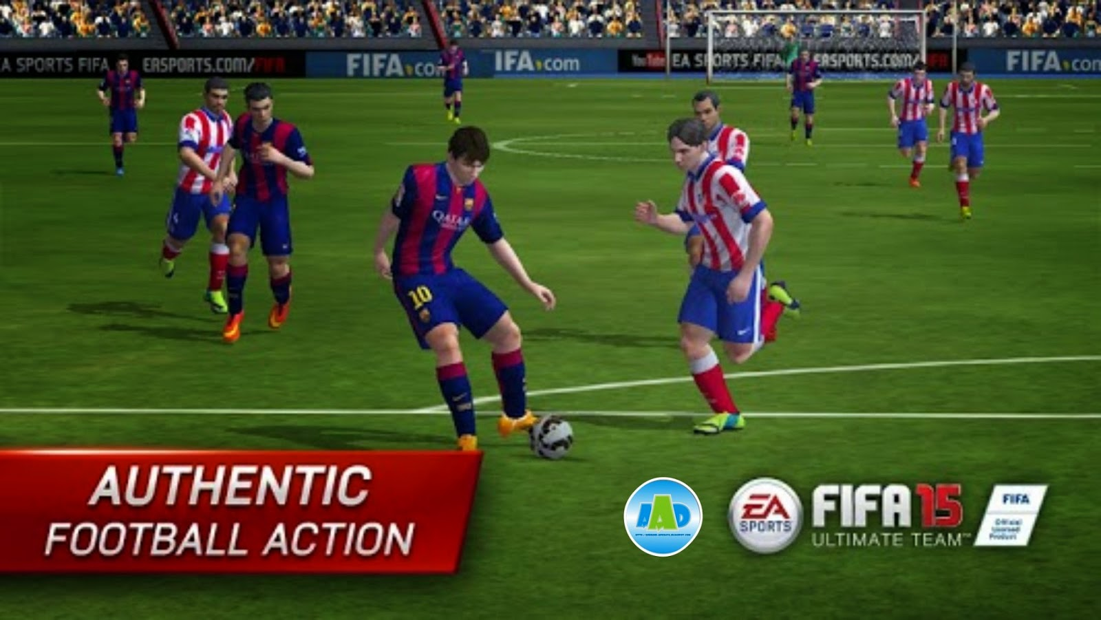 FIFA 15 Ultimate Team Full Apk Data