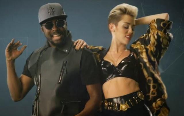 Will.i.am y Miley Cyrus Feelin' Myself