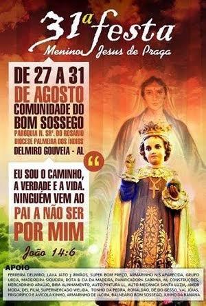31ª Festa Menino Jesus de Praga